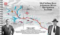 Picture of McClellan- Kerr Arkansas River Navigation System