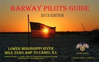 Picture of Barway Pilots Guide - Lower Mississippi River- 2013