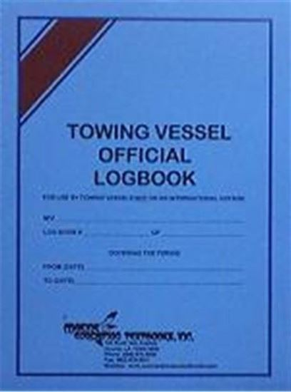 Picture of Towing Vessel Official Logbook, 2012 Edition