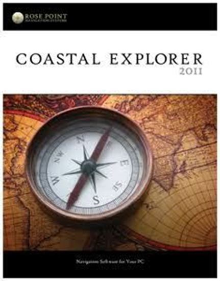 Picture of Coast Explorer Navigation Software