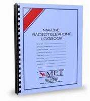 Picture of Radiotelephone Logbook
