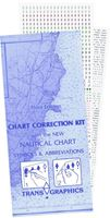 Picture of Transgraphic Rub on Chart Correction Kit