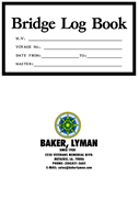 Picture of Baker Lyman Bridge Log Book