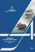Picture of Admiralty Sailing Directions: South America Pilot Vol. II - NP6