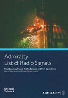 Picture of Admiralty List of Radio Signals (ALRS): Volume 6 - Part 6, (North East Asia and Russia Pacific Coast) NP286(6)
