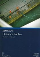 Picture of Admiralty Distance Tables Vol. 1, Atlantic Ocean NP350(1)