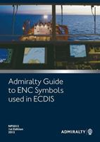 Picture of Admiralty Guide to ENC Symbols Used in ECDIS NP5012
