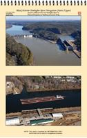 Picture of Black Warrior Tombigbee River Navigation Charts Junction Of Black Warrior and Tombigbee Rivers Head of Navigation on Mulberry and Locust Forks (2015)