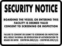 Picture of Security Notice