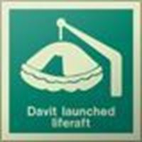 Picture of Davit Launched Liferaft