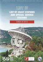 Picture of ITU List IV - List of Coast Stations and Special Service Stations, 2015 Edition (CD Only)