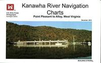 Picture of Kanawha River Navigation Charts Point Pleasant to Alloy, West Virginia [Book]