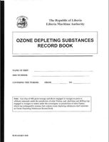 Picture of Ozone Depleting Substances Record Book - LISCR-RLM-120