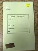 Picture of Bilge Soundings Log Book D-16