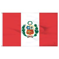Picture of Peru Flag 4'x6'