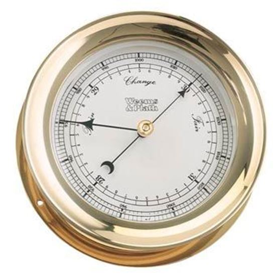 Picture of Weems & Plath Admiral Barometer 6""