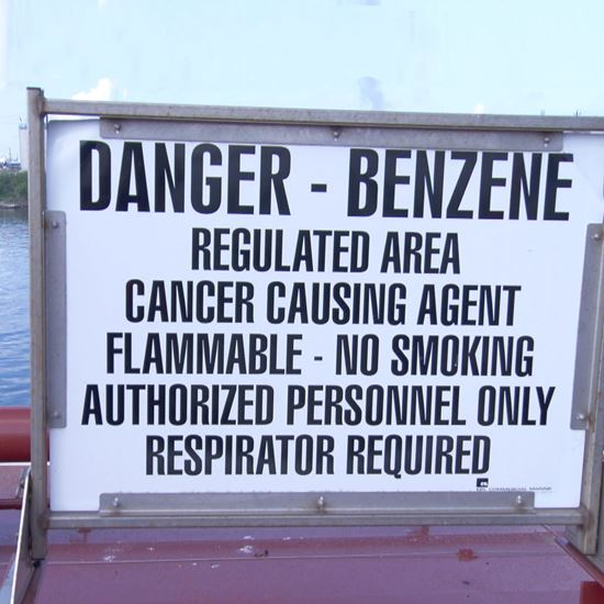 Picture of Benzene Cargo Safety