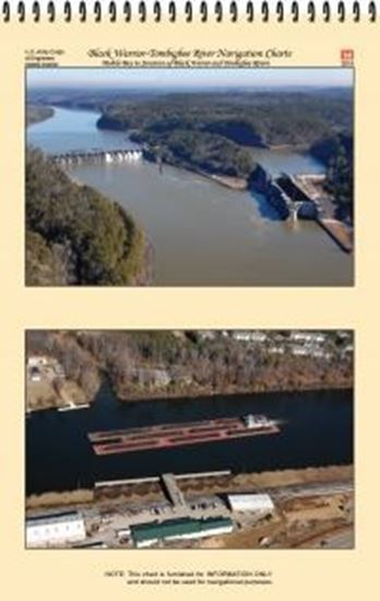 Picture of Lower Black Warrior-tombigbee River Navigation Charts