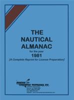 Picture of Nautical Almanac Reprint 1981