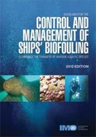 Picture of Control and Management of Ships' Biofouling, 2012 Edition I662E