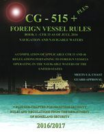 Picture of Pub. 515 - U.S. Coast Guard 515 Rules & Regulations for Foreign Vessels Operating in US Waters, Including CD 2019