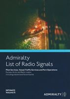 Picture of Admiralty List of Radio Signals (ALRS): Volume 6 - Part 2, (Europe - excluding UK, Ireland, Channel Ports and the Mediterranean) NP286(2)