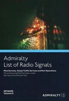 Picture of Admiralty List of Radio Signals (ALRS): Volume 6 - Part 8, Africa (excluding Mediterranean Coast), Red Sea and the Persian Gulf NP286(8)