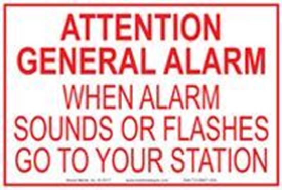 Picture of General Alarm