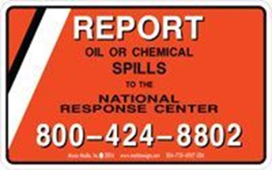 Picture of Report Oil or Chemical Spills