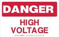 Picture of Danger: High Voltage