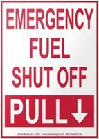 Picture of Emergency Fuel Shut Off - Pull Down