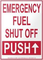 Picture of Emergency Fuel Shut Off - Push Up