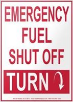 Picture of Emergency Fuel Shut Off - Turn Down