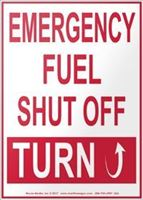 Picture of Emergency Fuel Shut Off - Turn Up