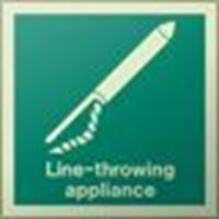 Picture of Line-Throwing Appliance