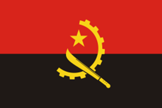 Picture of Angola Flag 4'x6'