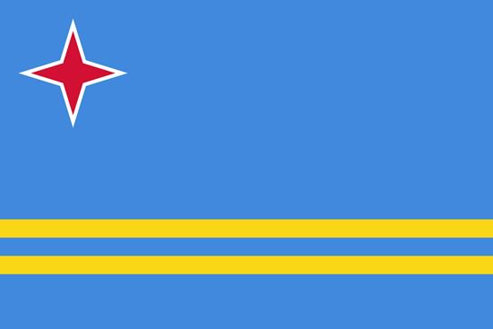 Picture of Aruba Flag 3x5