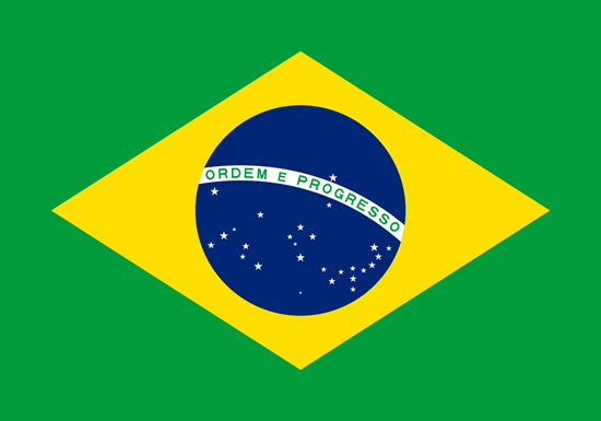 Picture of Brazil Flag 4x6