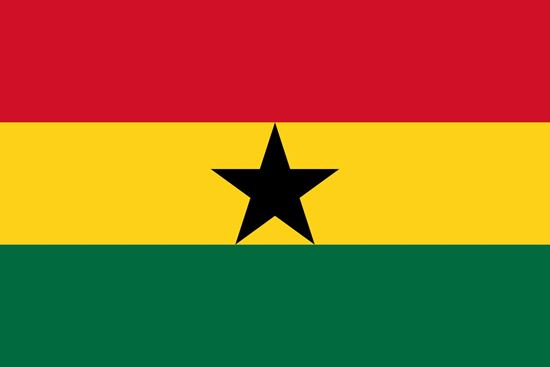Picture of Ghana Flag 3x5