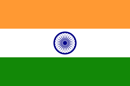 Picture of India Flag 3x5