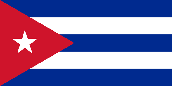 Picture of Cuba Flag  4x6