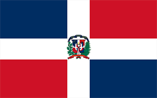 Picture of Dominican Republic Flag 4x6