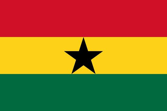 Picture of Ghana Flag 4x6
