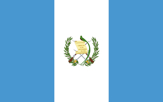 Picture of Guatemala Flag 4x6