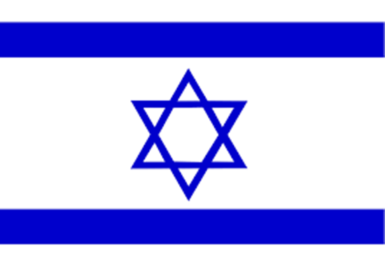 Picture of Israel Flag 4x6