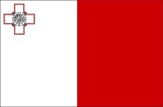 Picture of Malta Flag 4x6