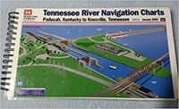 Picture of Tennessee River Navigation Charts: Paducah, Kentucky to Knoxville, Tennessee Spiral-bound