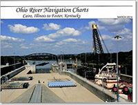 Picture of Ohio River Navigation Charts: Cairo, Illinois to Foster, Kentucky