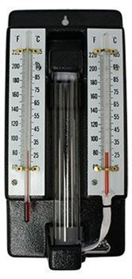 Picture of Hygrometer Palmer 30-120 degrees F&C