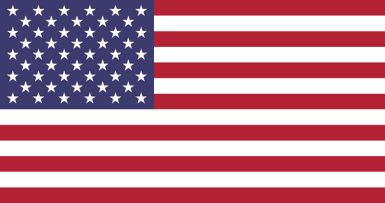 Picture of USA Flag 5'x8'